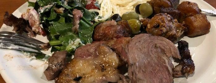 Mineiros Restaurante is one of Olaf'ın Beğendiği Mekanlar.