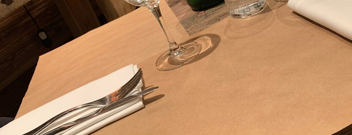 La table d'Aligre is one of So Paris : trendy bistronomie.