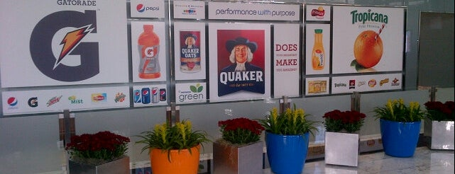 Quaker Building - PepsiCo Chicago is one of This job has taken me to....