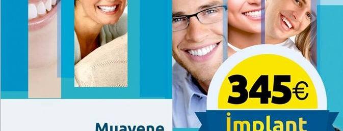 UZDENT Ağız ve Diş Sağlığı Merkezi is one of UZDENT'in Kaydettiği Mekanlar.