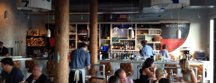 Westward is one of Seattle Eats.