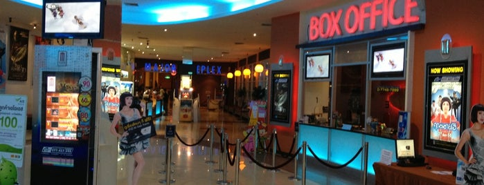 Major Cineplex is one of Locais salvos de Sadtomato.