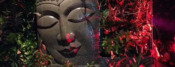 Buddha Sky Bar is one of Delray.