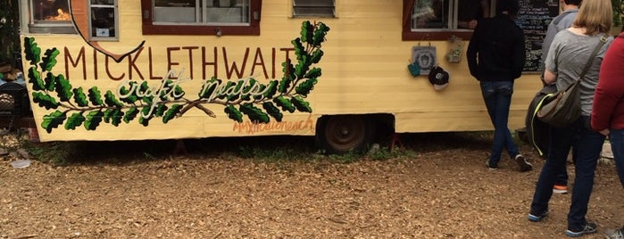 Micklethwait Craft Meats is one of Austin Recs.