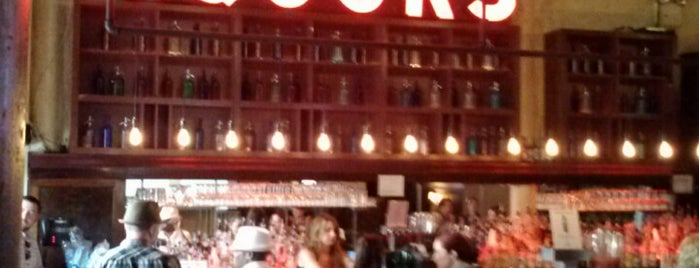 The Varick Room at TriBeCa Cinemas is one of Bars 2014.