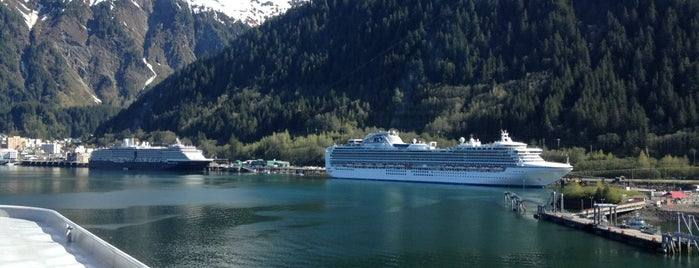 Port of Juneau is one of Alaska Trip.