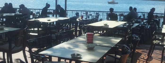 İskele Cafe & İzmir Lokmacısı is one of Istanbul'da Manzara.