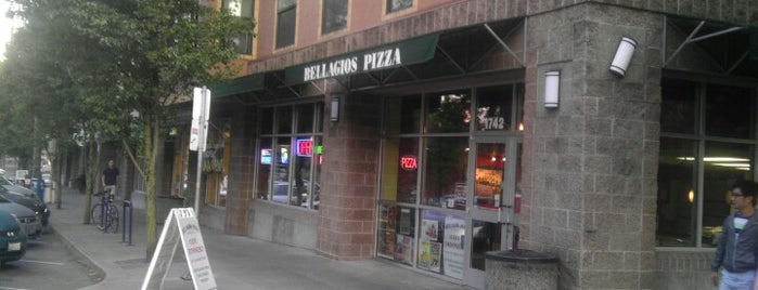 Bellagios Pizza is one of Portland.