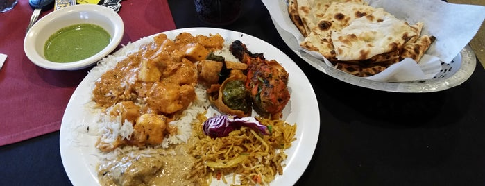 Bombay Sizzler is one of Shreyasさんのお気に入りスポット.