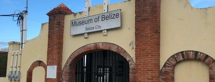 Museum of Belize is one of Carl : понравившиеся места.