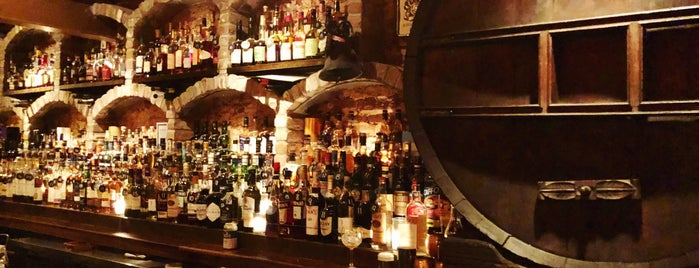 Peppi's Cellar is one of NYC Downtown.