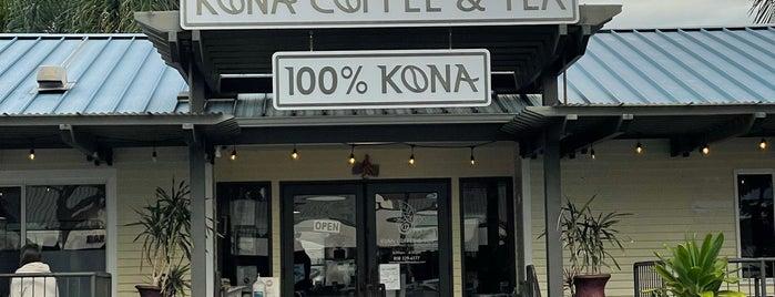 Kona Coffee & Tea is one of 🚁 Hawaii 🗺.