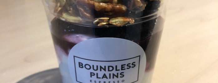Boundless Plains Espresso is one of Cafe and more coffee!.
