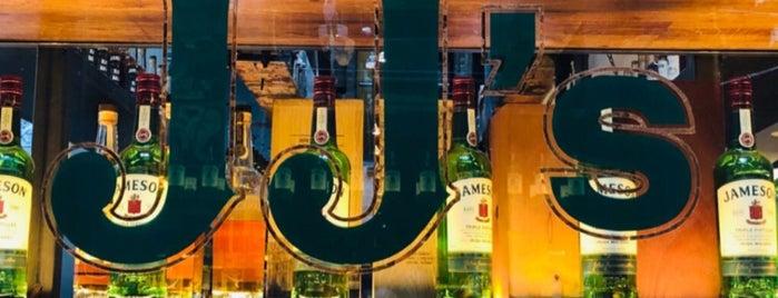 Jameson Distillery Bow St. is one of Sam 님이 좋아한 장소.