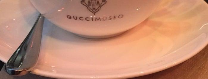 Gucci Caffè & Restaurant is one of Sam 님이 저장한 장소.