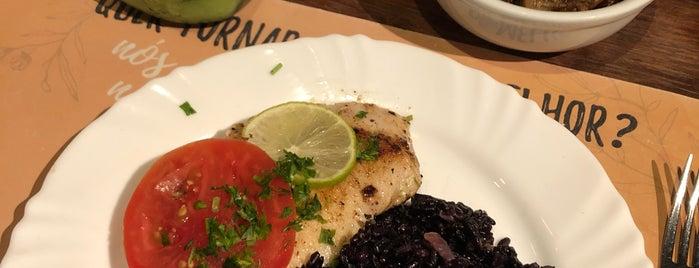 Grão Culinária Saudável is one of Posti che sono piaciuti a Manoel.