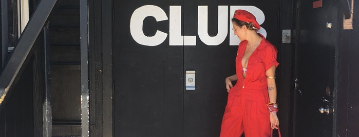 Cat Club is one of Tempat yang Disukai Enrique.