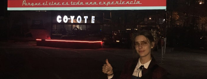 Autocinema Coyote is one of Lugares favoritos de Enrique.