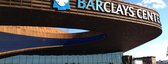 Barclays Center is one of nyc.