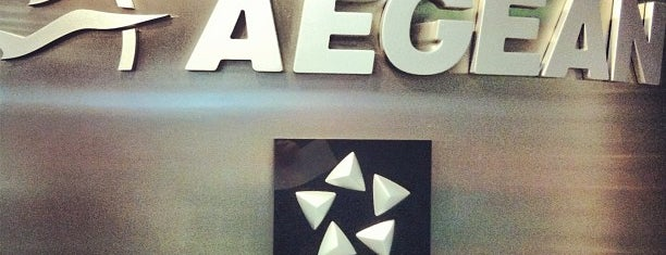 Aegean Business Lounge is one of Athens.