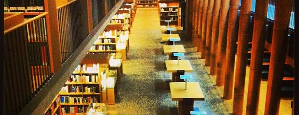 SLUB-Zentralbibliothek is one of To do.