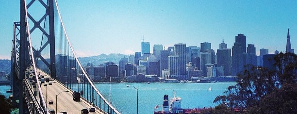 Yerba Buena Island is one of To-Do in San Francisco.