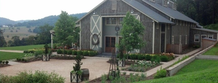 Pippin Hill Farm & Vineyards is one of Sea to Table Chef Partners.