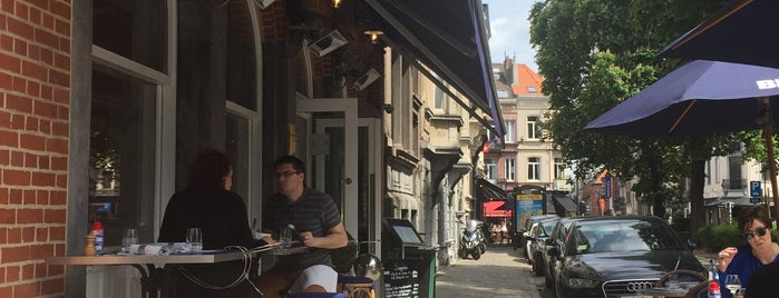Toucan sur Mer is one of Uccle best spots.
