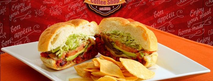 G's Coffee Shop is one of Lugares guardados de Amanda.