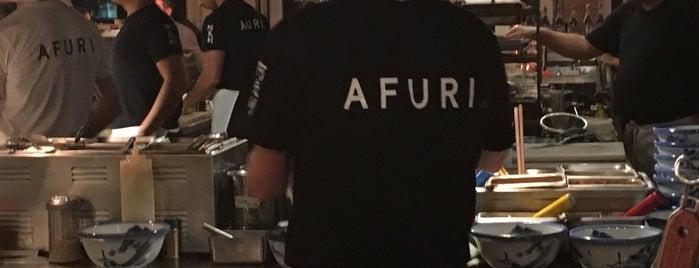 Afuri is one of uwishunu portland.