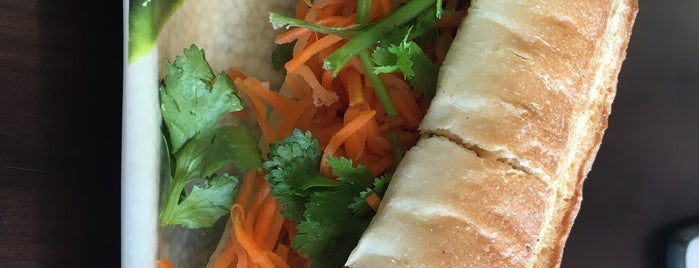 Nicky's Vietnamese Sandwiches is one of NYC 2016 June onwards.