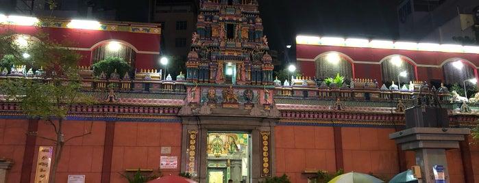 Mariamman Hindu Temple is one of vietnam.