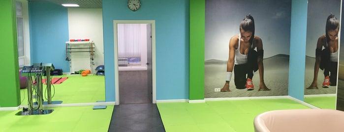 S&I fitness is one of Lieux sauvegardés par Misha.