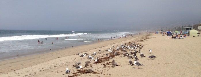 Zuma Beach is one of 100 Cheap Date Ideas in LA.