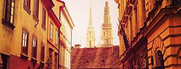 Загреб is one of Krzysztof : понравившиеся места.