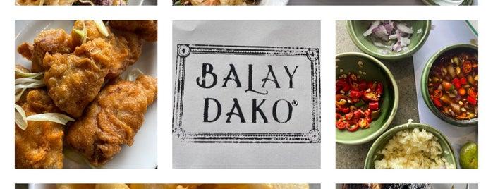 Balay Dako by Antonio's is one of สถานที่ที่ Shank ถูกใจ.