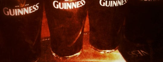 Bar-ish is one of Guinness!.