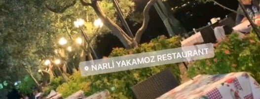 Yakamoz Et ve Balık Restaurant is one of Locais curtidos por Mehmet.