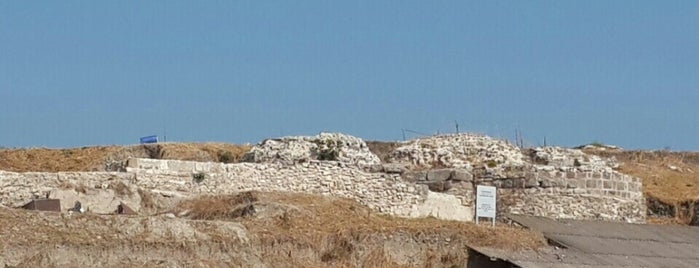 Daskyleion Antik Kenti is one of ANCIENT LOCATIONS IN TURKEY.