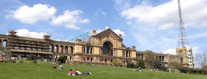 Alexandra Park is one of My London.