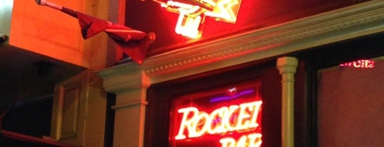 Rocket Bar is one of Lugares guardados de Joshua.