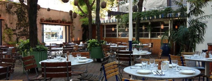 B Bar & Grill is one of Al Fresco Dining.