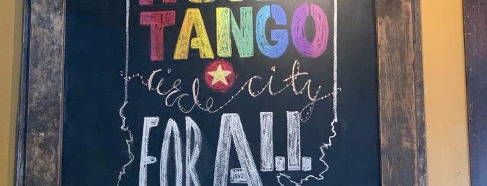Hotel Tango Artisan Distillery is one of สถานที่ที่บันทึกไว้ของ Sara.