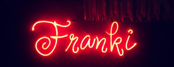 Franki is one of Locais curtidos por Евгения.