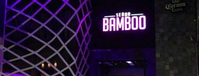 Señor Bamboo is one of Locais curtidos por Monica.