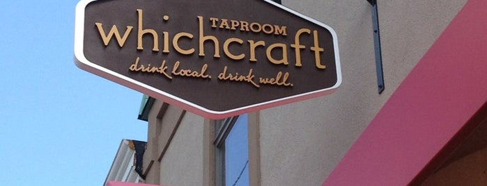 Whichcraft Taproom is one of Meags's Liked Places.