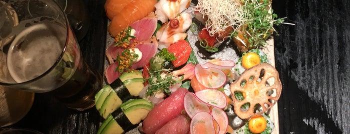 Karma Sushi is one of ristorante.