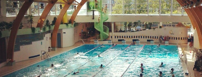Piscine Espadonzwembad is one of Kids friendly.