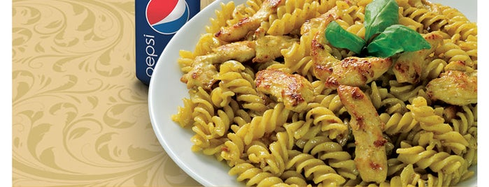 Macaroni Express is one of Mehmet Ali 님이 좋아한 장소.