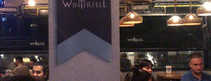 Winterfell Kitchen & Pub is one of Eskişehir.